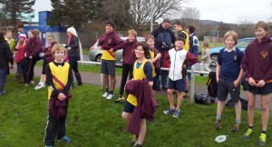 kids at 6th Jan 2013 Handicap
