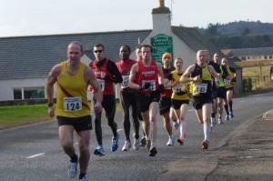 miller at Lossie half