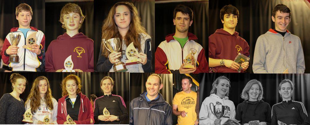 harriers xc winners