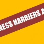HARRIERS BANNER
