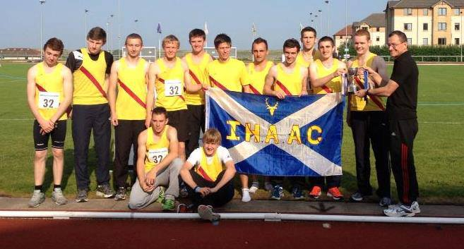 senior men team