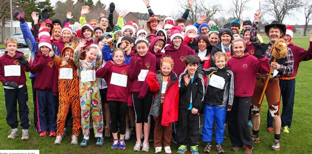 christmas relays 2013