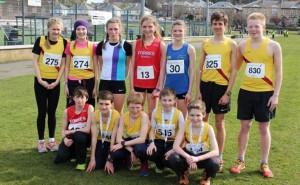 junior relays