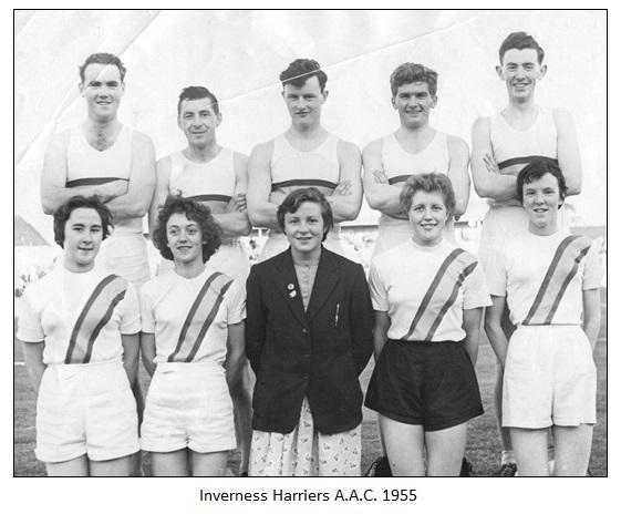 1955 Harriers