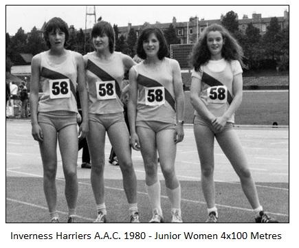 1980 Harriers
