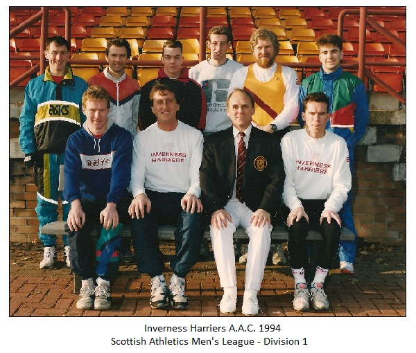 1994 Harriers