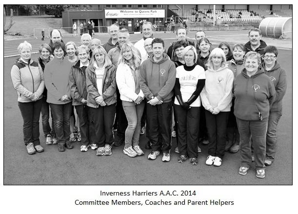2014 Harriers