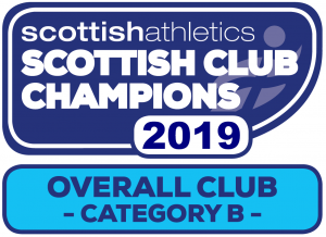 2019 Overall Club CatB